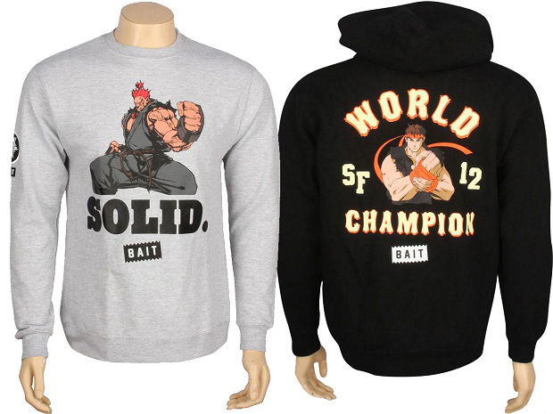 BAIT x Street Fighter 25th Anniversary Championship Collection (4)