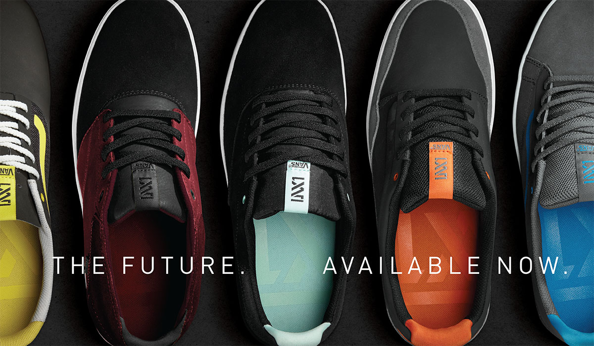 Vans Launches LXVI  The Next Wave in Action Sports Footwear  069874d40
