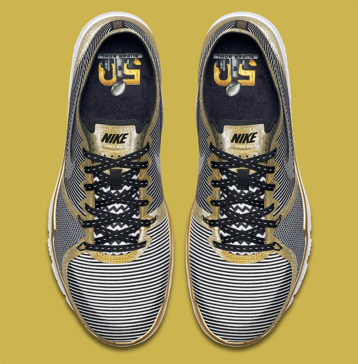 Nike Free 3.0 V4 Gold