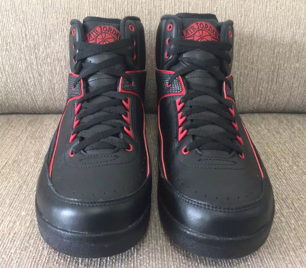 hot sales 4fe79 e021b Here's Another Look at the Air Jordan 2 Retro 'Alternate '87 ...