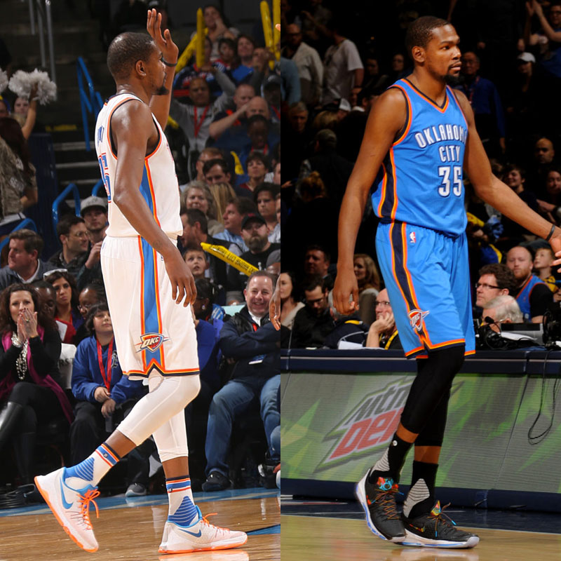 #SoleWatch NBA Power Ranking for January 24: Kevin Durant