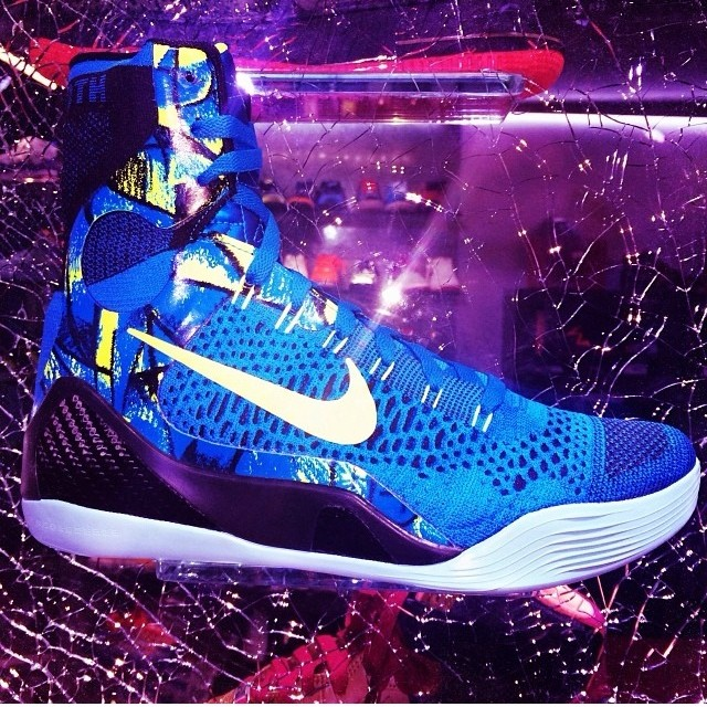 Jim Jones Picks Up Nike Kobe 9 Elite Perspective