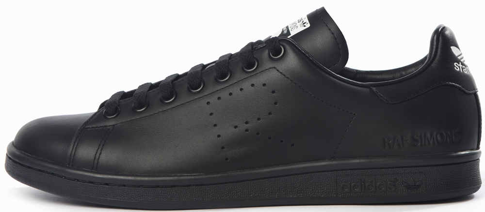 adidas Raf Simons Stan Smith Black/Black