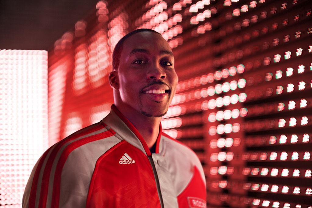 adidas 2013-2014 NBA On-Court Collection // Dwight Howard (1)