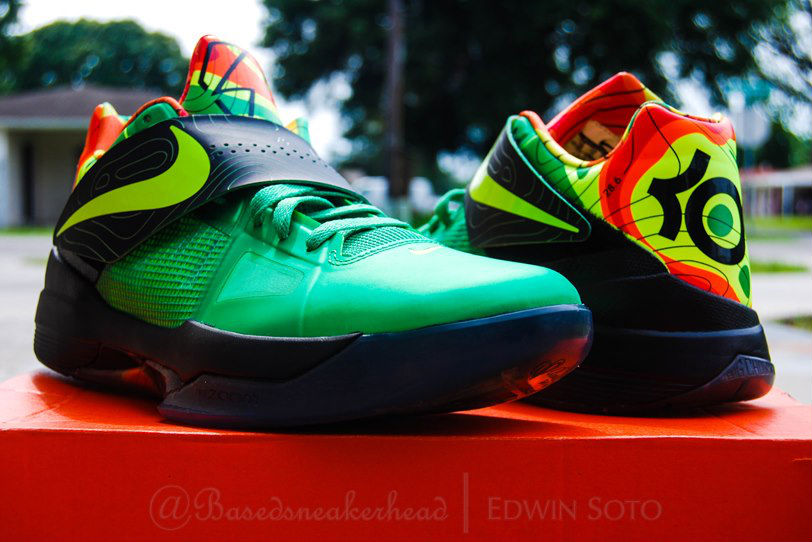 Spotlight // Pickups of the Week 5.12.13 - Nike Zoom KD IV Weatherman by BasedSneakerhead10