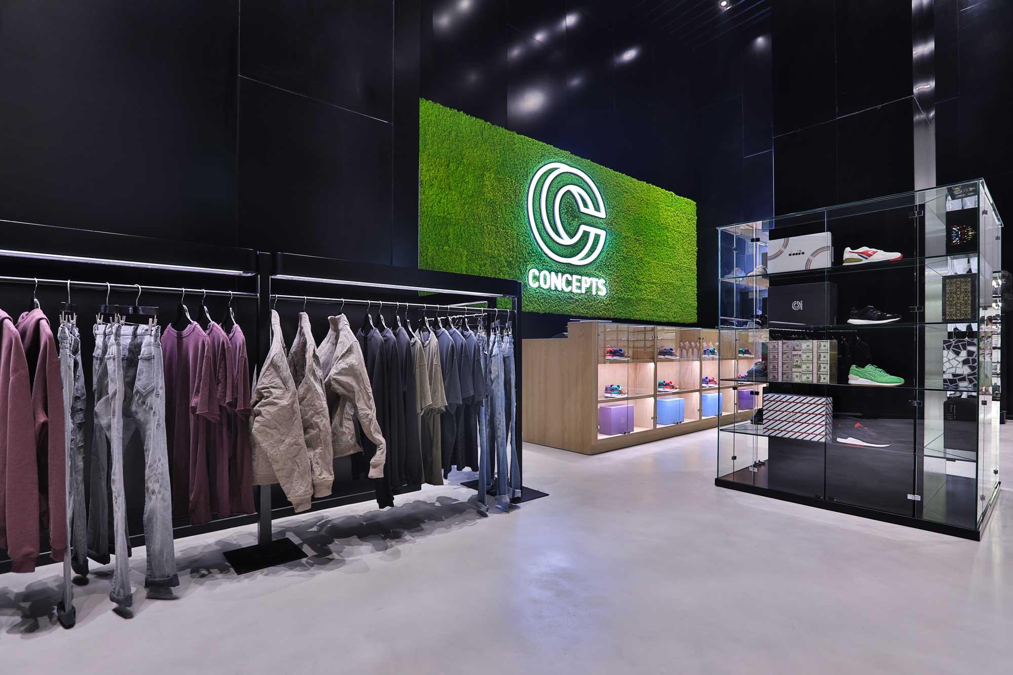 Concepts Dubai Sneaker Store   Sole Collector