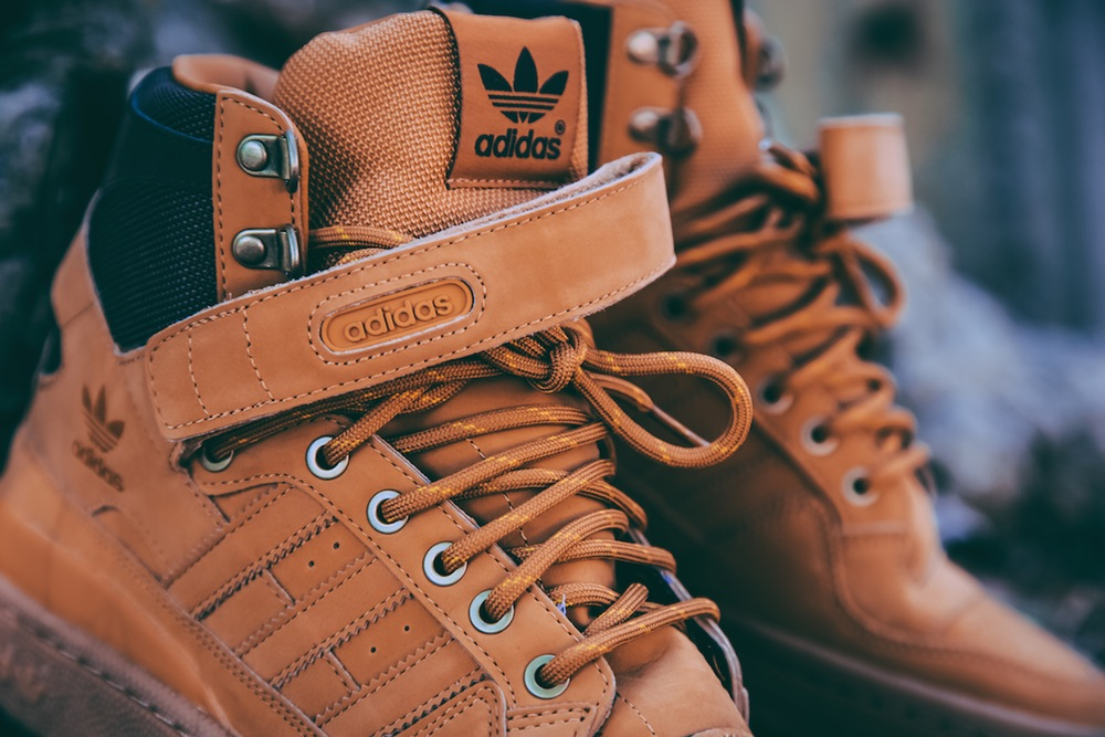 timberland adidas trainers