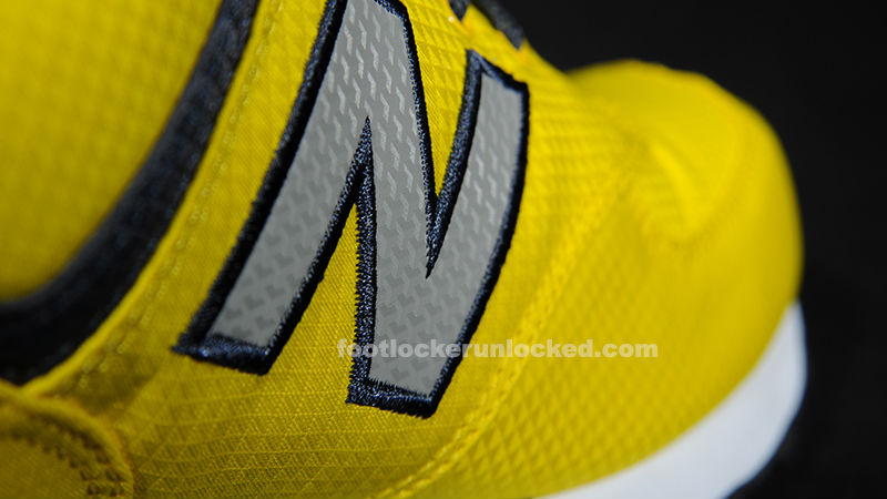 New Balance 574 - Windbreaker Collection Yellow (2)