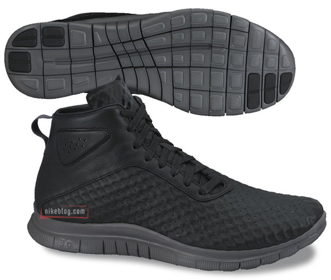 UPDATE: Nike Free Chukka Leather