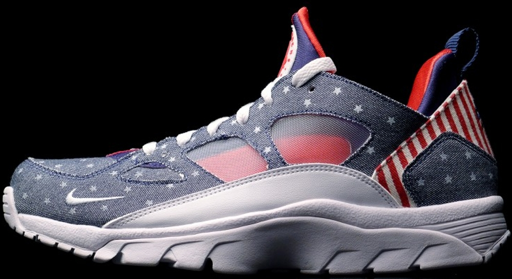Nike Air Trainer Huarache Low Game Royal/White-Gym Red
