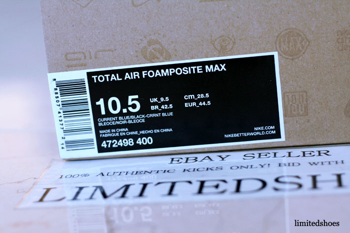 Nike Total Air Foamposite Max Current Blue 472498-400 (2)
