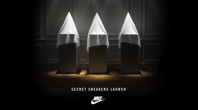 Top Secret Sneaker Launch in Paris