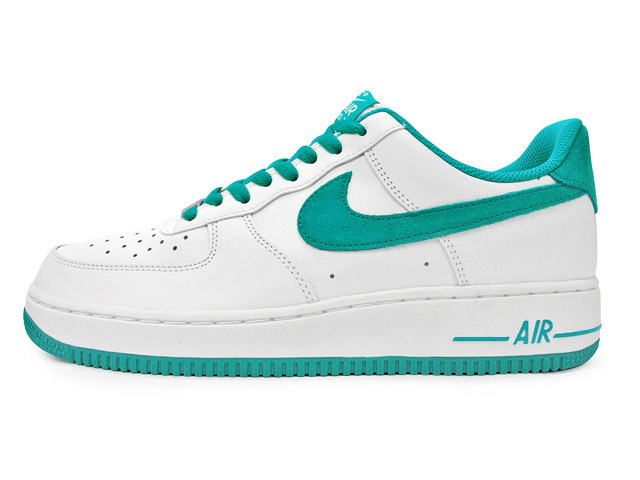 best sneakers 9abeb 938c7 Nike Air Force 1 Low - Turbo Green