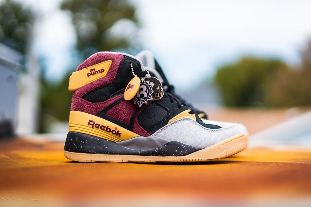 reebok pump certified