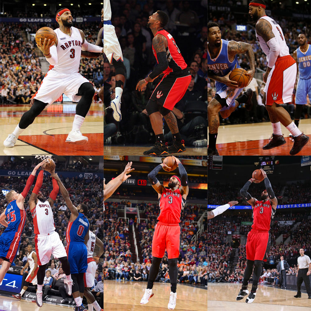 NBA #SoleWatch 2015 Power Rankings: #10 James Johnson