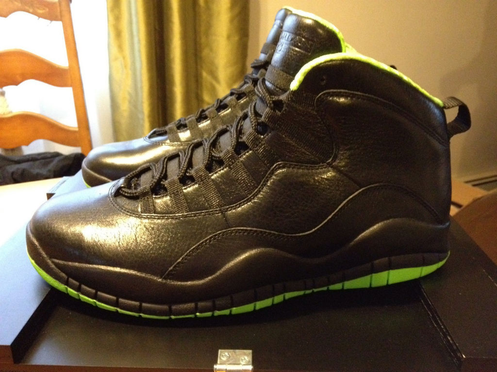 Air Jordan X 10 XX8 Days of Flight (8)