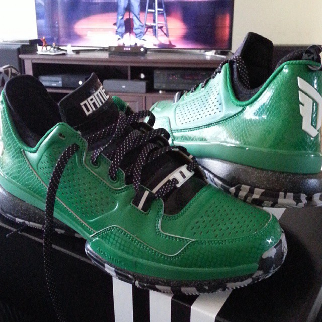 more photos 20d3e 1ed39 Best miadidas D Lillard 1 Custom Designs (18)