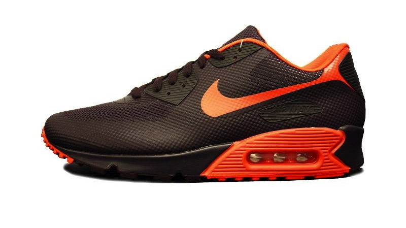99f291a25771e The Nike Air Max 90 Hyperfuse Premium in Port   Bright Crimson drops this  month at select Nike Sportswear retailers