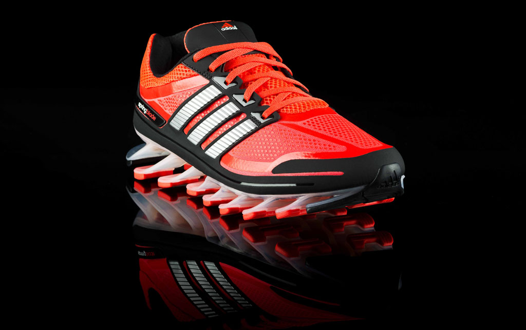 adidas SpringBlade Running Shoe Men's (8)