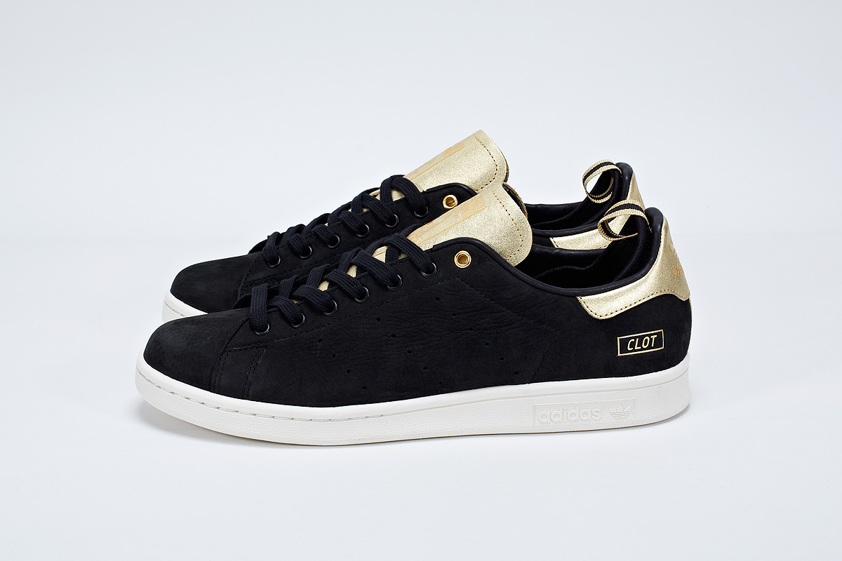 huge discount 52376 3c92b adidas Consortium Stan Smith Collaboration Pack - CLOT