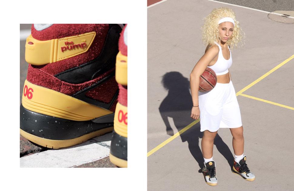 1989 reebok pump sneakers
