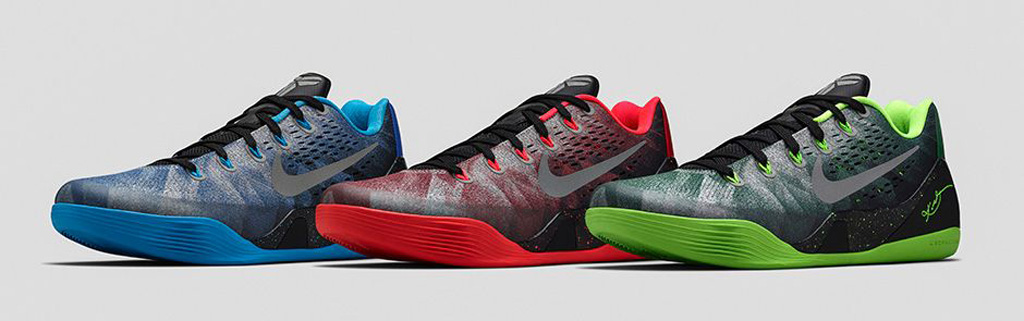 Nike Kobe 9 EM 'Premium' Collection