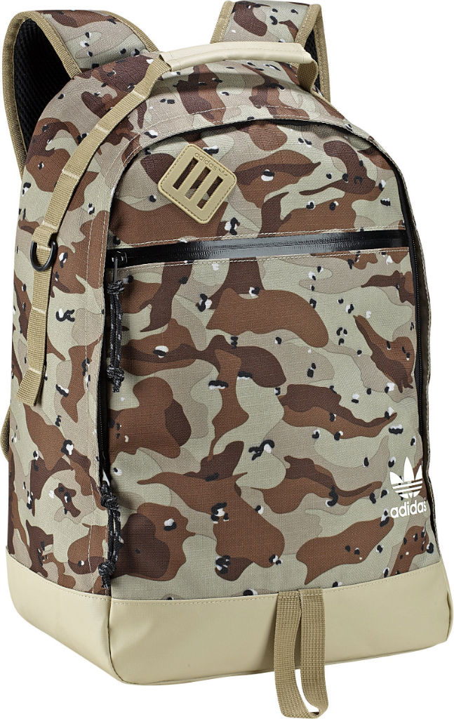 adidas Originals Camo Pack - Spring/Summer 2013 - Backpack Z37655 (1)