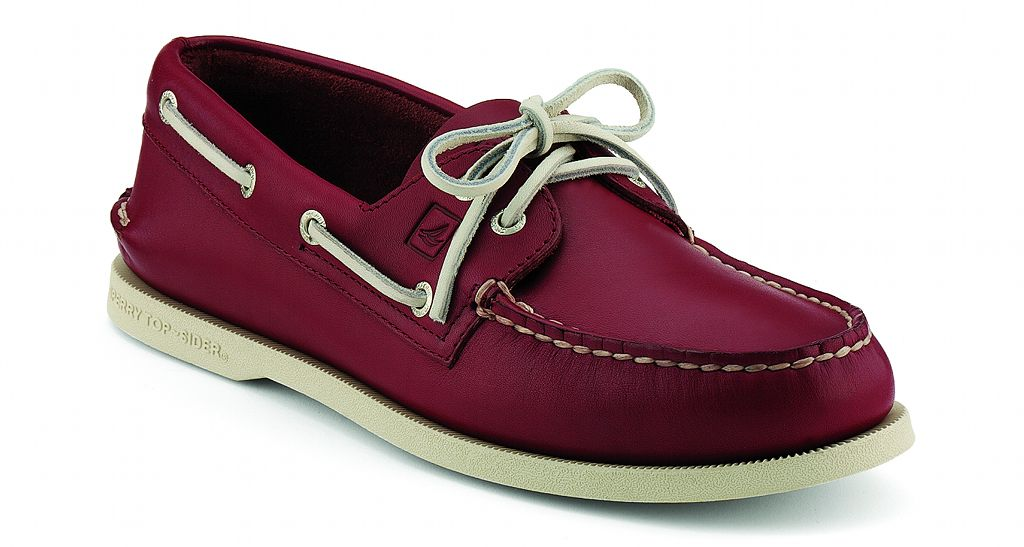 Sperry Top-Sider Color Pack Maroon