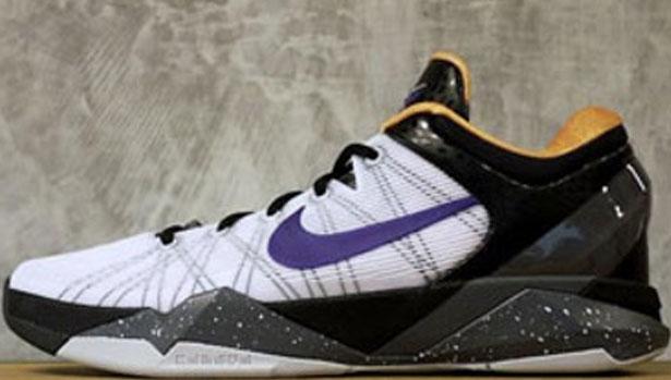 Nike Zoom Kobe 7 Lakers