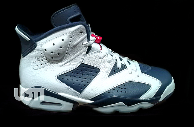 premium selection 71def 9491f Air Jordan Retro 6 - Olympic - 2012 Release | Sole Collector