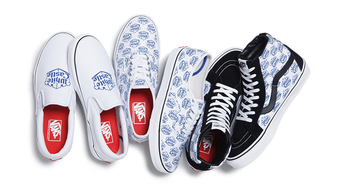 Release Date  Supreme x White Castle x Vans Collection  c8c55abe1