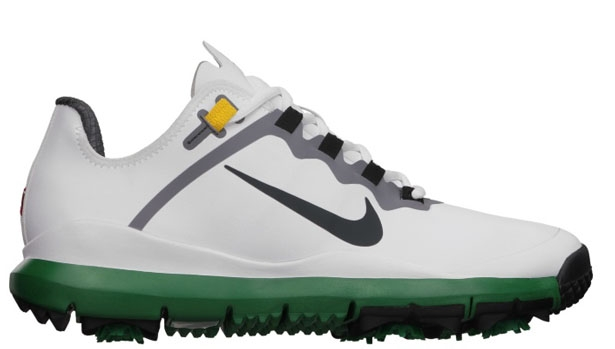 Nike TW '13 White/Anthracite-Pine Green-Cool Grey