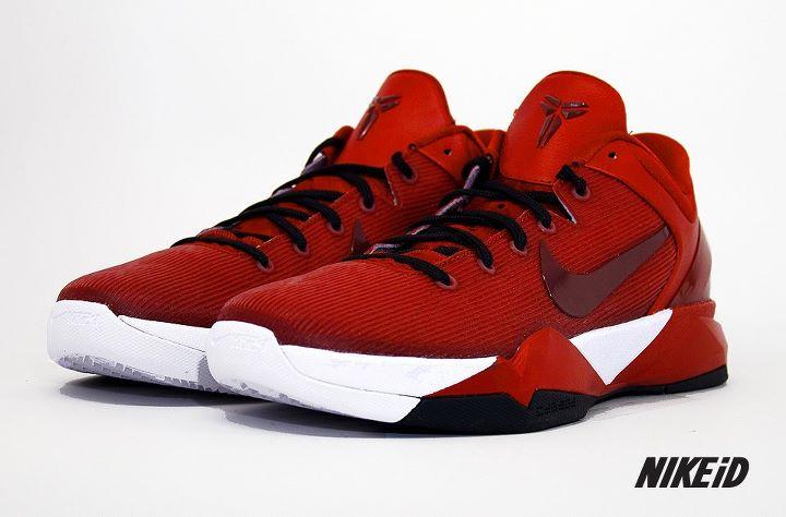 Nike Kobe VII System Supreme - NIKEiD