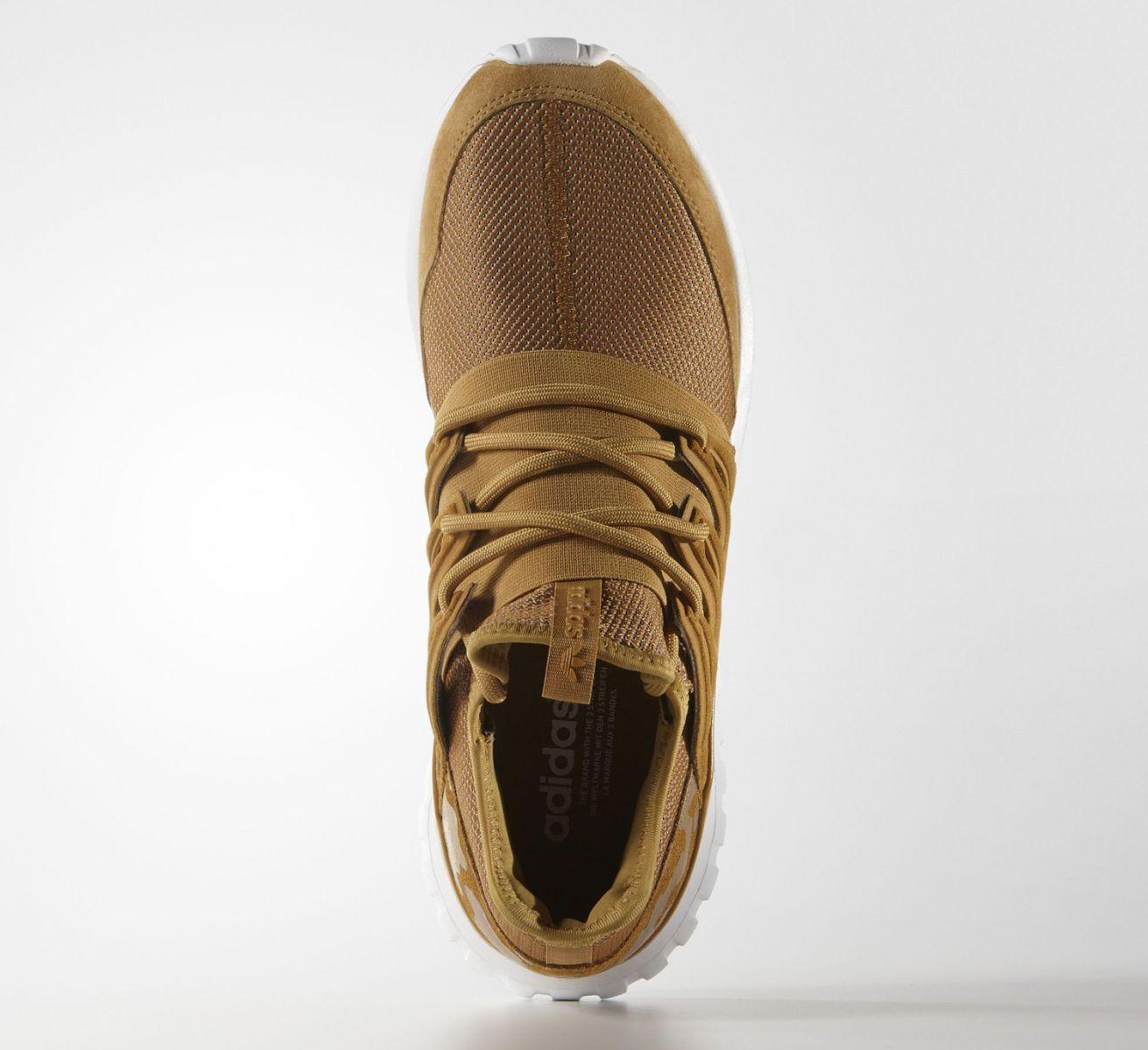 Adidas Tubular Radial Gold