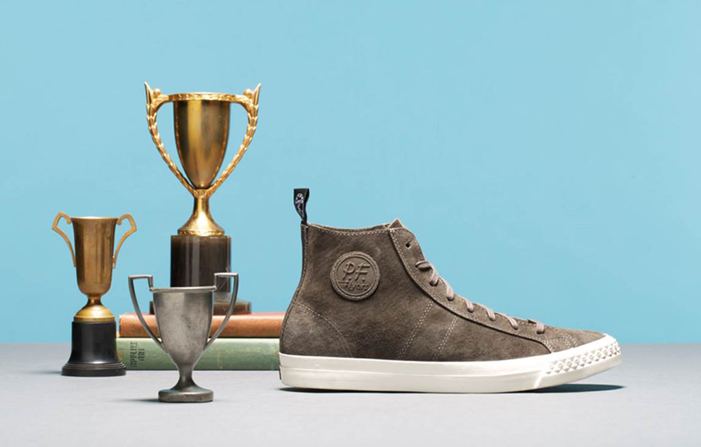 Todd Snyder x PF Flyers Rambler Charcoal