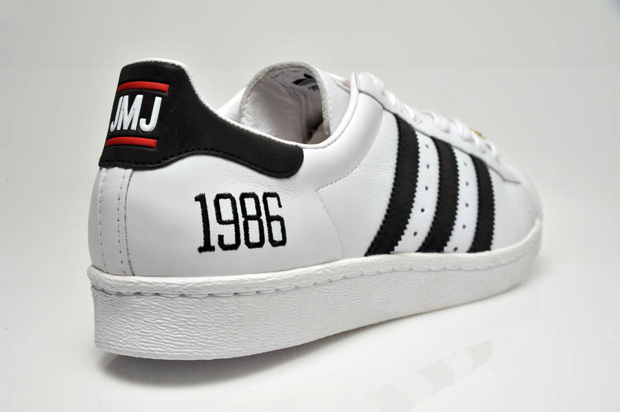 "adidas Originals Superstar 80s - Run DMC ""My adidas"" 25th Anniversary 23"