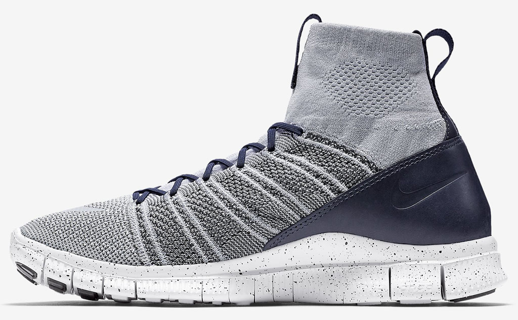 6d97e0612548 Famous Colors Make This Nike Free Mercurial Superfly a Home Run ...