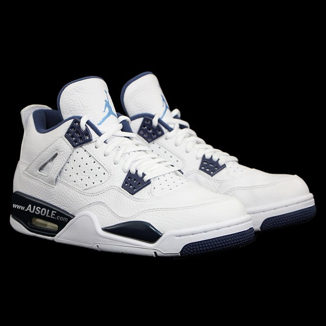 e3b9b8c4987 An Early Look at the Remastered Air Jordan 4 Retro  Columbia