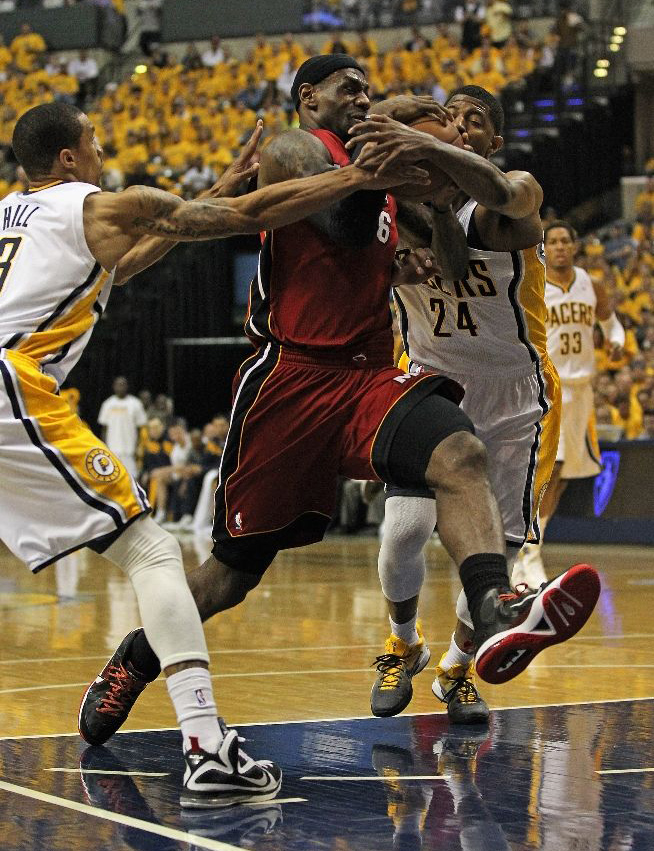 Poll: Should NBA Players Wear An Opposing Player's ...