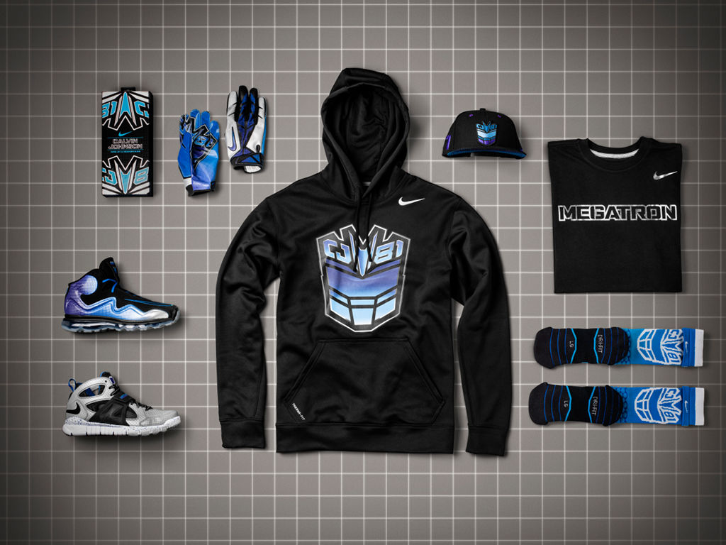 Nike Calvin Johnson CJ81 Megatron Collection (1)
