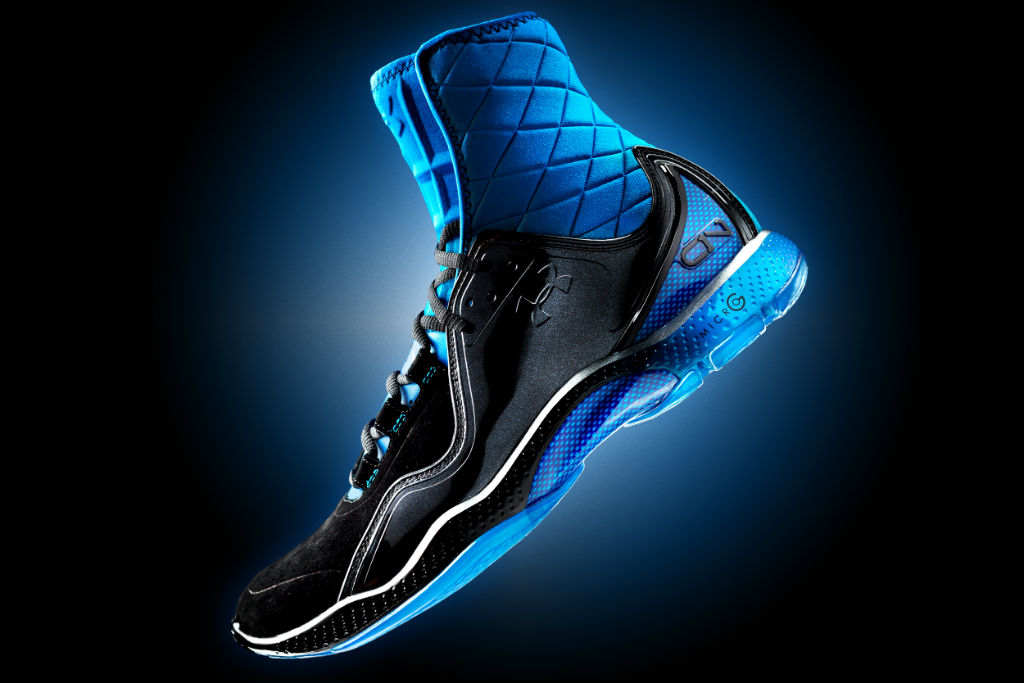 Brandon Richard's Top Ten Shoes Sneakers of 2012 - Under Armour Cam Highlight