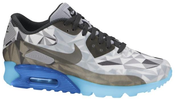 Nike Air Max '90 Ice Wolf Grey/White-Anthracite-Black