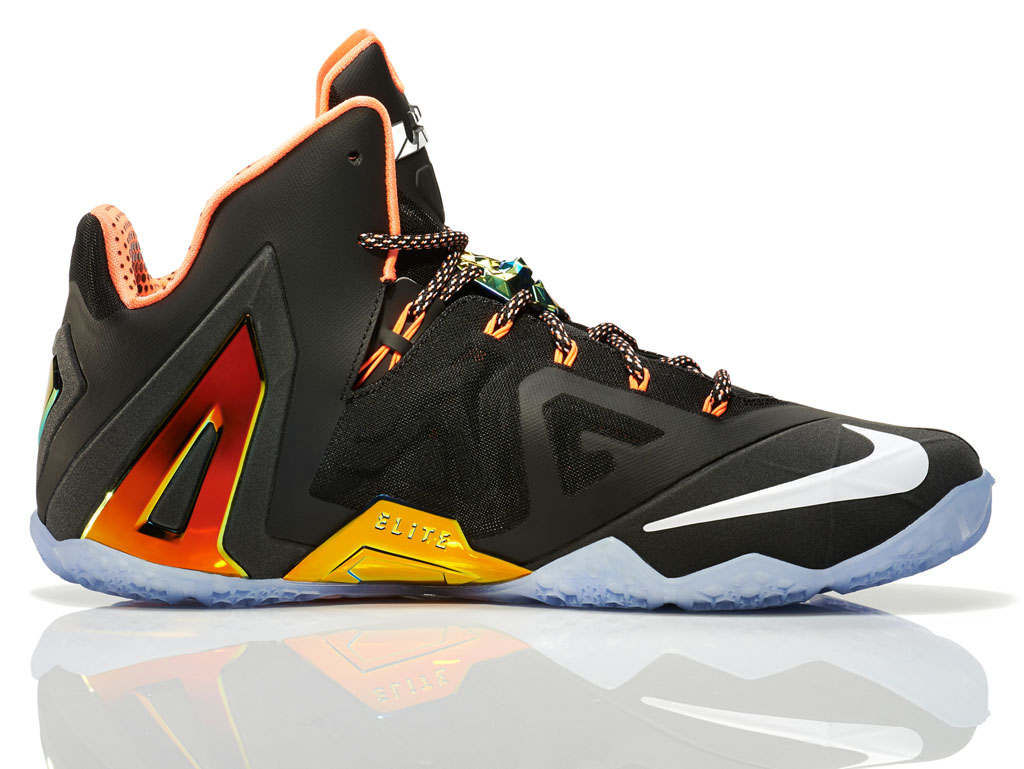 Nike LeBron XI 11 Elite Series Gold (3)