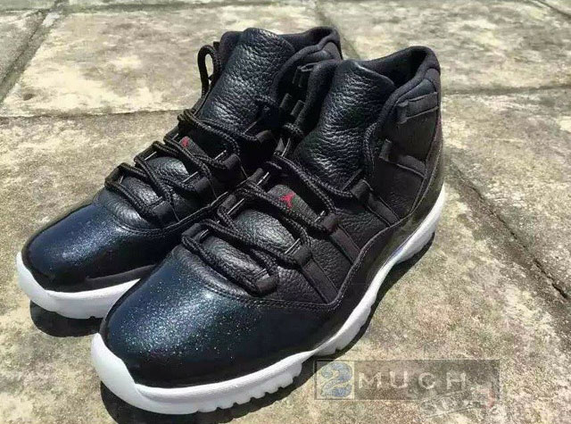 detailed look e8718 21e4c Air Jordan XI 11 72-10 378037-002 (5)