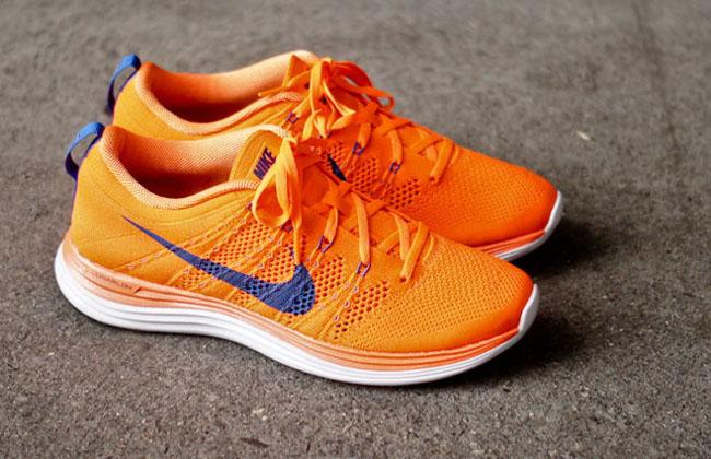Nike Flyknit Lunar1 - Total Orange