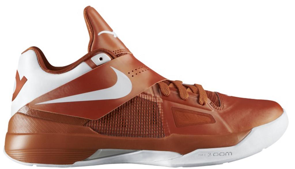 size 40 47c32 d06fd Nike Zoom KD IV AS  All-Star  520814-001 Metallic Silver Total Orange-Dark  Grey 02 24 2012