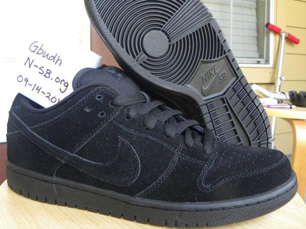 frais achats Nike Dunk Sb Black-out vraiment à vendre style de mode achats en ligne NdJ61