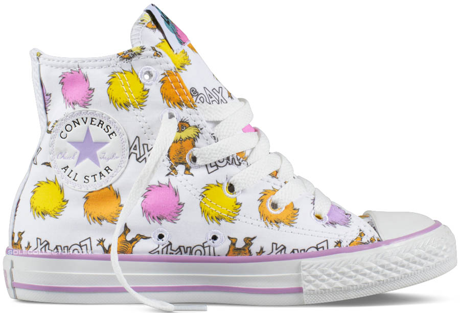 Dr. Seuss x Converse Chuck Taylor All Star - The Lorax Collection (4)