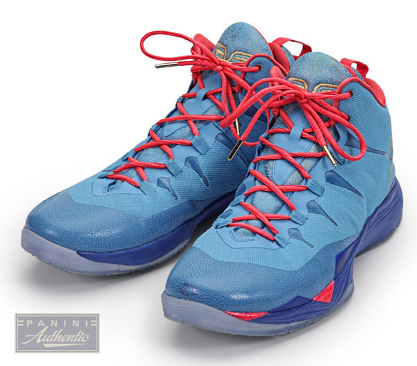 Blake Griffin's Game-Worn Jordan Super.Fly 2 All-Star (8)