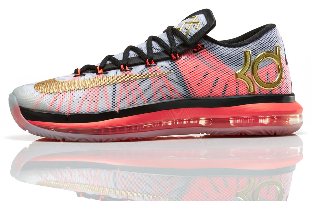 Nike KD VI 6 Elite Series Gold (2)